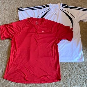 Nike/Adidas Shirt Bundle
